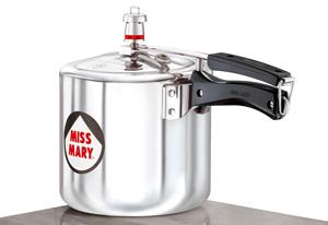 Hawkins Miss Mary Aluminum Pressure Cooker